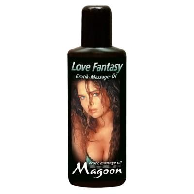 """OLIO PER MASSAGGI MAGOON """"LOVE FANTASY"""" - 100 ML"""