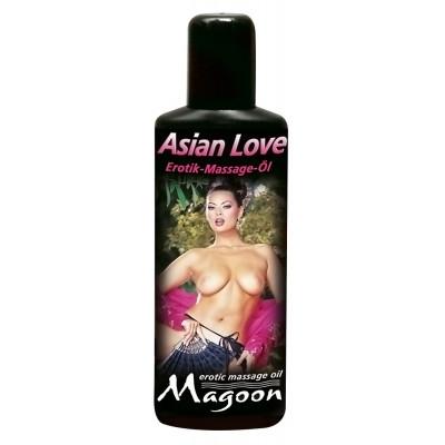"OLIO PER MASSAGGI MAGOON ""ASIAN LOVE"" - 100 ML"