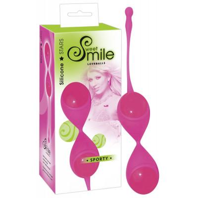 """PALLINE DELLE GEISHE SWEET SMILE \""""SPORTY\"""" FUCSIA"""