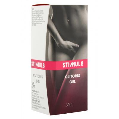 GEL STIMOLANTE PER CLITORIDE STIMUL8 - 30 ML